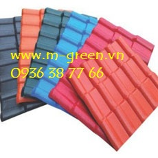 Roofing M-GREEN ASA / PVC - TYPE rivers