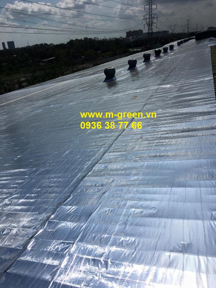 MGN WATERPROOFING MEMBRANE - MADE IN KOREA